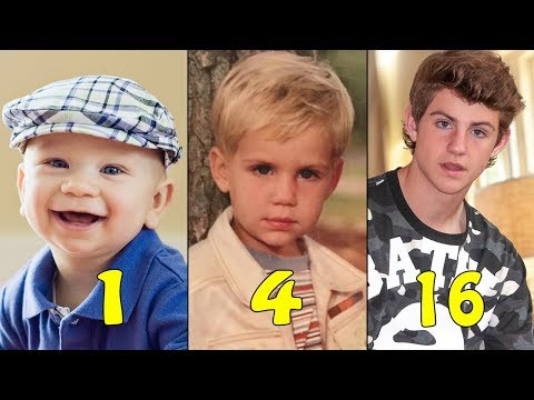 MattyB Transformation From 1 To 16 Years Old Star News