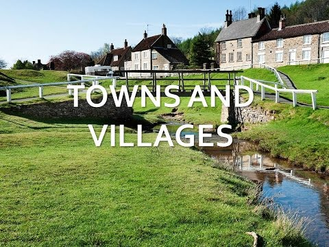 Charming Towns And Villages