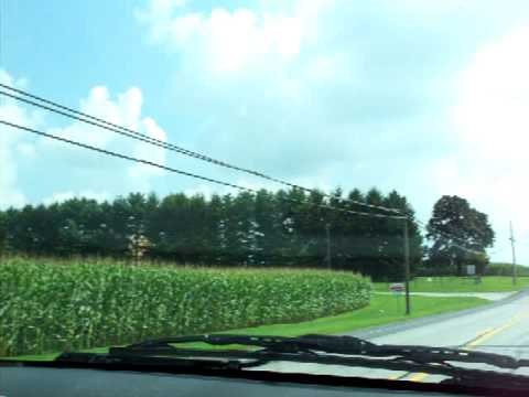 A relaxing drive through Chester County PA (Part 1)