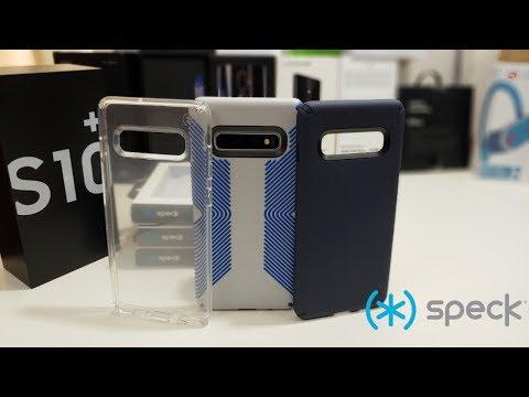 Samsung Galaxy S10 Plus Speck Presidio Case Lineup Review