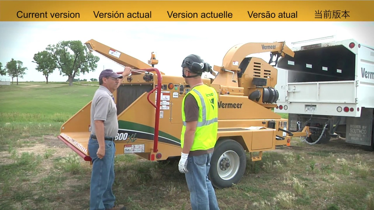 BC1800XL | Equipment | Vermeer on