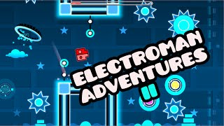ELECTROMAN ADVENTURES V2! Geometry Dash [1.9] - Side Effect by DashFire - Bycraftxx