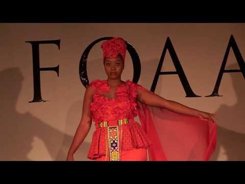 FOAA  fashion Gala night 2017 by Roots TV