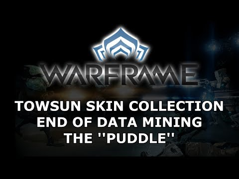 Warframe - The End Of Data Mining, The