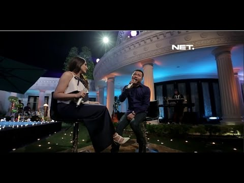 Anang Hermansyah & Ashanty  - Tangan Tak Sampai ( Rinto Harahap Cover) (Live at Music Everywhere) *
