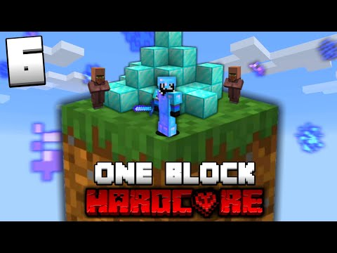How I Became RICH in Minecraft One Block Skyblock! (#6)