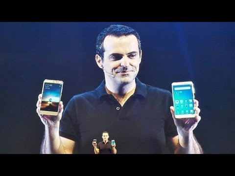 Redmi Note 3 Launching Event By Hugo Barra   Event At New Delhi full   video