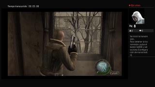 Transmisión de PS4 en vivo RESIDENT EVIL 4