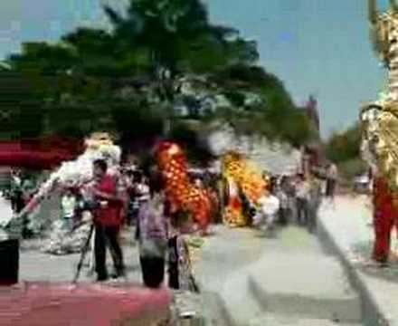 The 25th Tai Ping Ching Jiu Festival of Tin Hau Temple Kut O