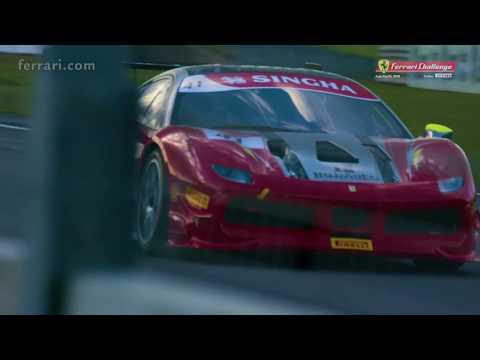 Ferrari Challenge Asia Pacific 2018 R2 Saturday