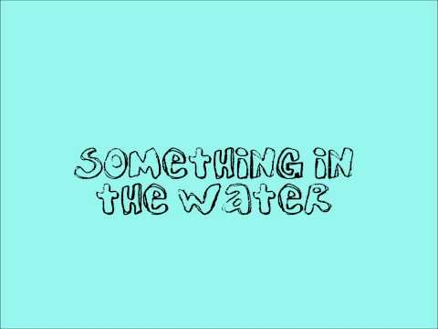 Brooke Fraser - Something In The Water *lyrics On Screen*