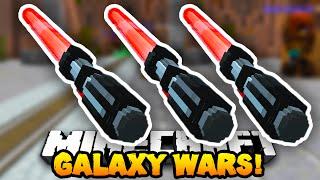 Minecraft GALAXY WARS #1 (Star Wars in Minecraft!) w/PrestonPlayz & TBNR SQUAD!