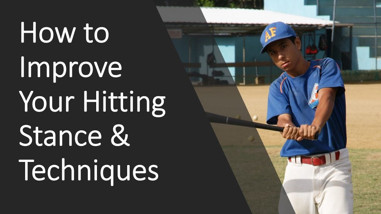 how to hit a baseball Baseball's great sluggers, such as babe ruth, ted williams, and albert pujols, make it seem so effortless, which makes it hard to accept the scientific consensus that hitting is basically .
