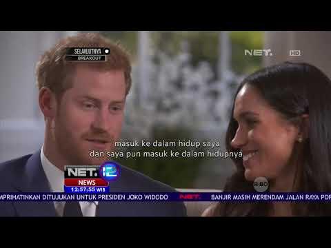 Inilah yang Membuat Pangeran Harry Jatuh Hati pada Meghan Markle - NET12