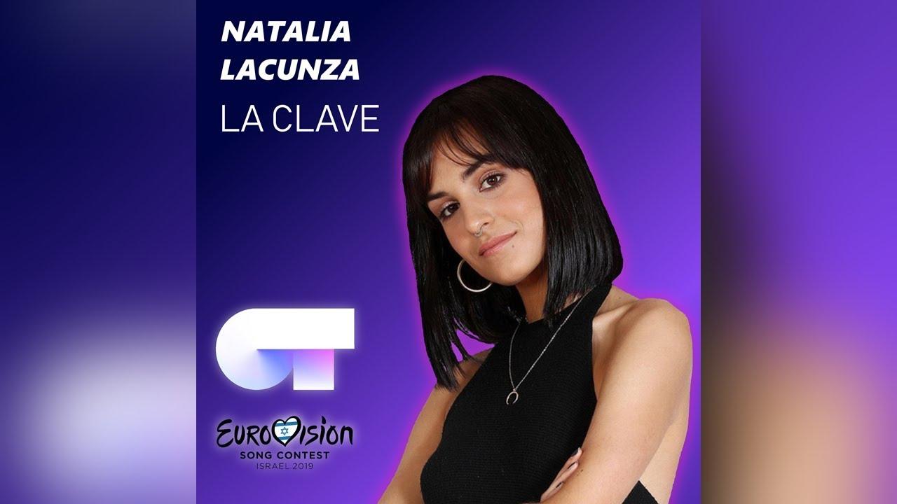 LA CLAVE (AUDIO OFICIAL) - Natalia Lacunza | Eurovisión 2019