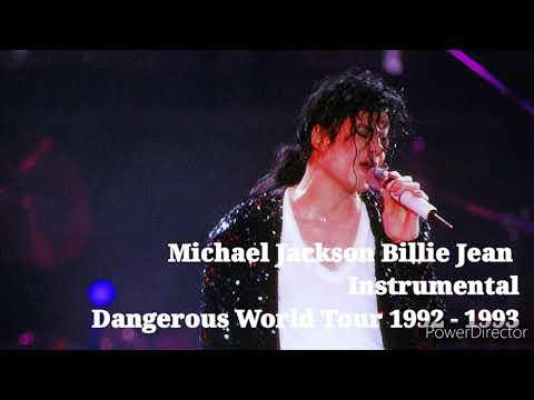 Michael Jackson Billie Jean Instrumental – Dangerous World Tour '92-'93