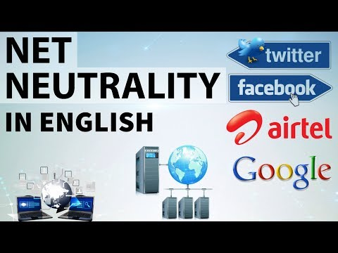 What is Net Neutrality - Explained by Dr Mahipal Singh Rathore - Computer Awareness / Current issues