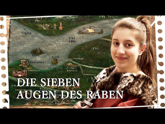 Die Sieben Augen des Raben (Kurzfilm, D/UA/PL 2015)