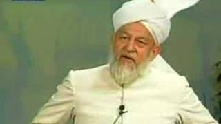 Urdu Mulakat 11/07/1997 Ahmadiyya 4/6