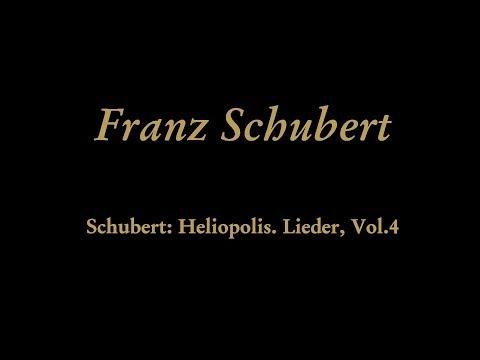 Franz Schubert - Abschied, D.475