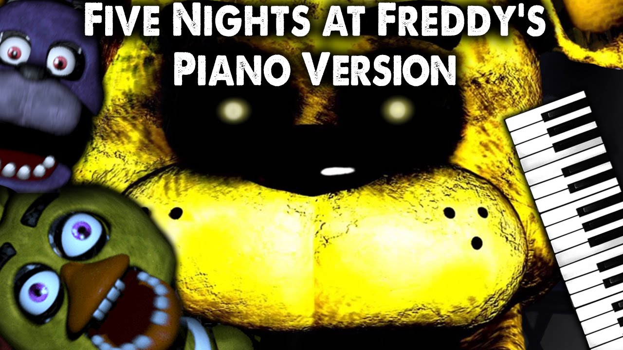 play 5 nights at freddy songs