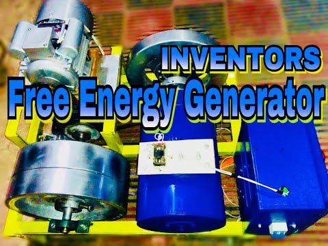 Free Energy Generator | 2017 | R.A Niloy | Bangladesh |