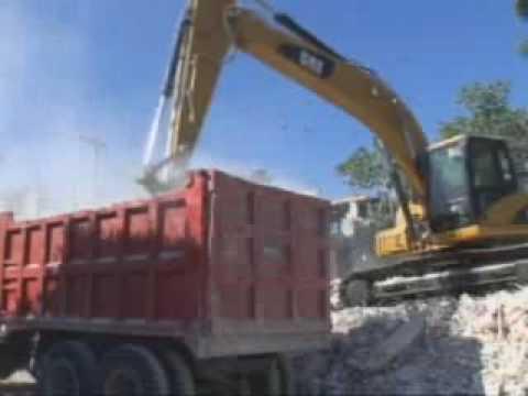 Haiti Earthquake: Cleanup After The Quake