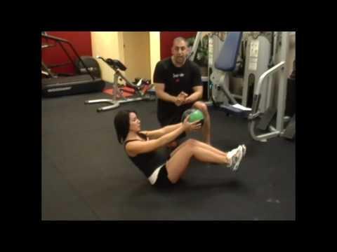 Top 6 Medicine Ball Exercises