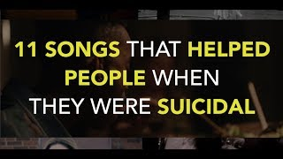 11 Songs That Helped People When They Were Suicidal