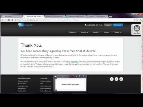 You Can Create A Joomla Blog - For Free - In Just 10 Minutes