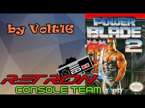 Power Blade 2 NES (by Volt 16)