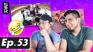 GUYS REACT TO BTS 39 Run BTS 39 Ep 53