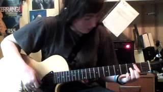NIRVANA - Aero Zeppelin guitar cover