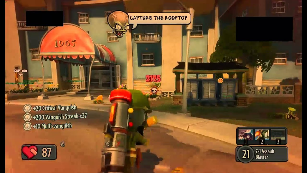 Plants Vs. Zombies: Garden Warfare Aimbot/Hack - YouTube
