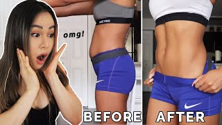 AMAZING Before After Results from Chloe Ting Challenges | Get MOTIVATED
