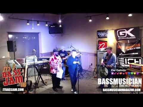Bass Musician Magazine -JT's Bass Jam 2018 - Bass Jam!