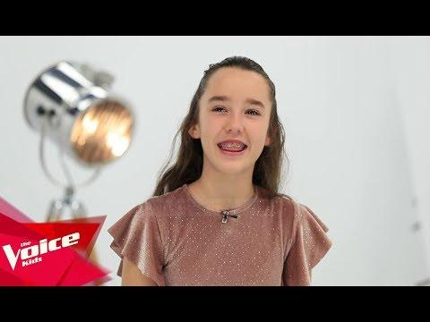 Altea - Klip Prezantimi | Audicionet e Fshehura | The Voice Kids Albania 2019