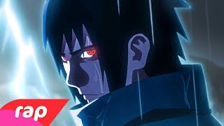 Rap do Sasuke - O RENEGADO | NERD HITS