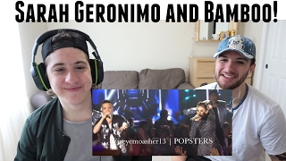 Sarah Geronimo and Bamboo - Let's Get It Started Reaction!