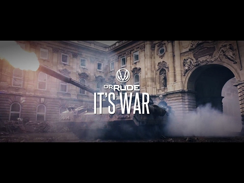 Dr Rude - It's War (Official HQ Preview)