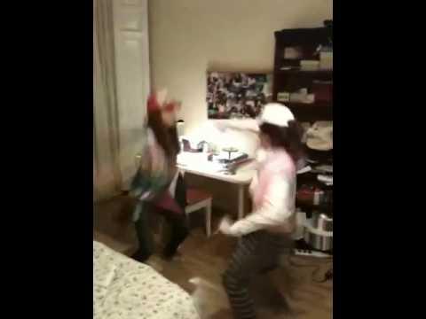 Baile erótico canario
