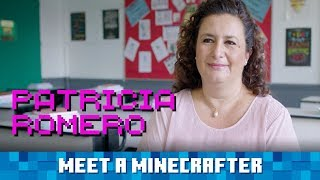 Meet a Minecrafter: Patricia Romero!
