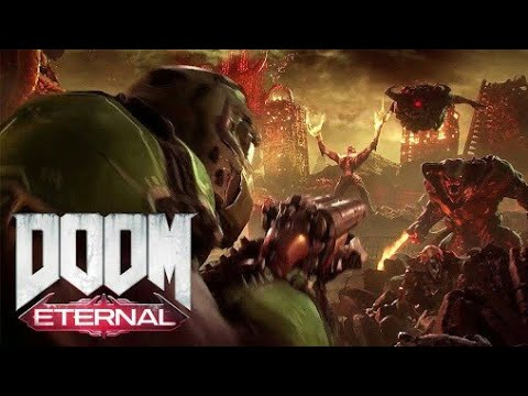 Hey Guys I Just Found This Insane Gameplay Of Doom Eternal and i found it really amazing so i thought to share it with you guys hope you guys will also like it