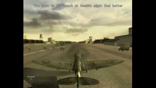 BLAZING ANGELS ***SQUADRONS OF WWII*** PC FOOTAGE HD