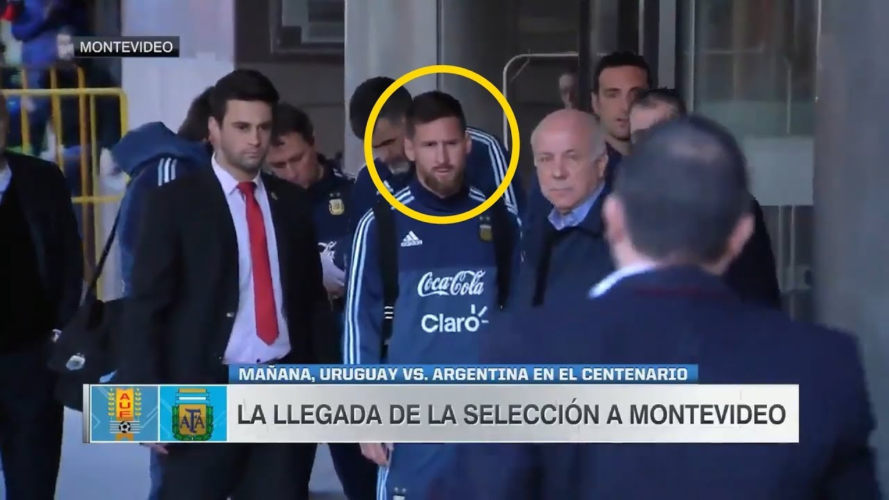 Starstruck Opponent Has Lionel Messi Take Photo With His Baby