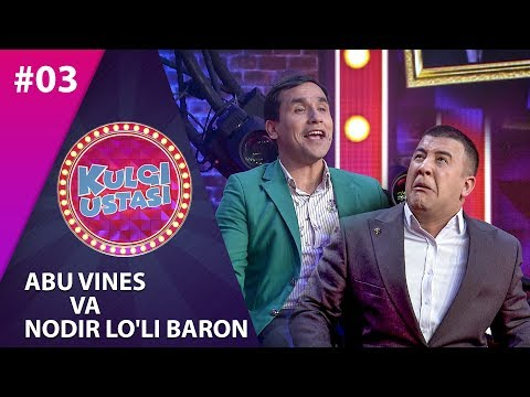 Kulgi Ustasi 3-son Abu Vines Va  Nodir Lo'li Baron (26.11.2019)