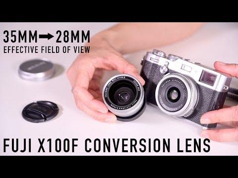 FUJI X100F - cover