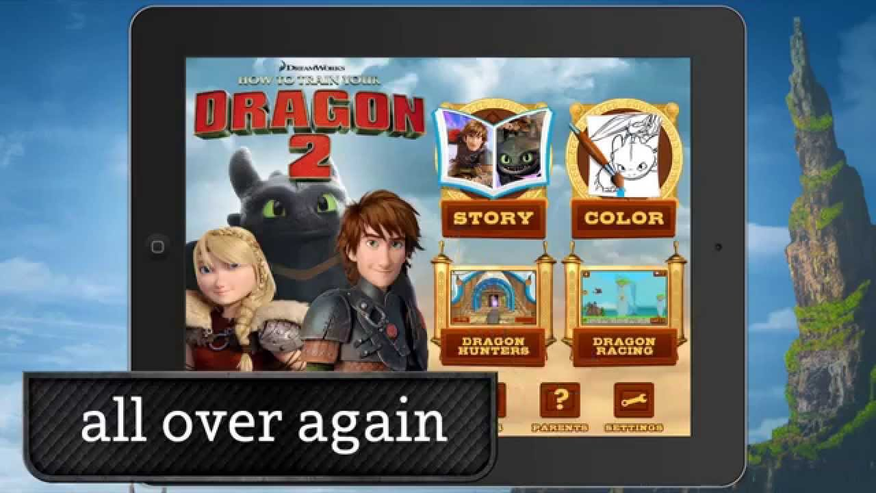 Coloring Pages How To Train Your Dragon : How to train your dragon 2 the official storybook app youtube