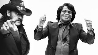 billmcclintock #mashup Music used in this mashup: James Brown - Super Bad Motörhead - Overkill, Ace of Spades Buy McClintock Mashups merch here ...