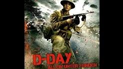 D-DAY - Allein unter Feinden - Trailer Deutsch HD